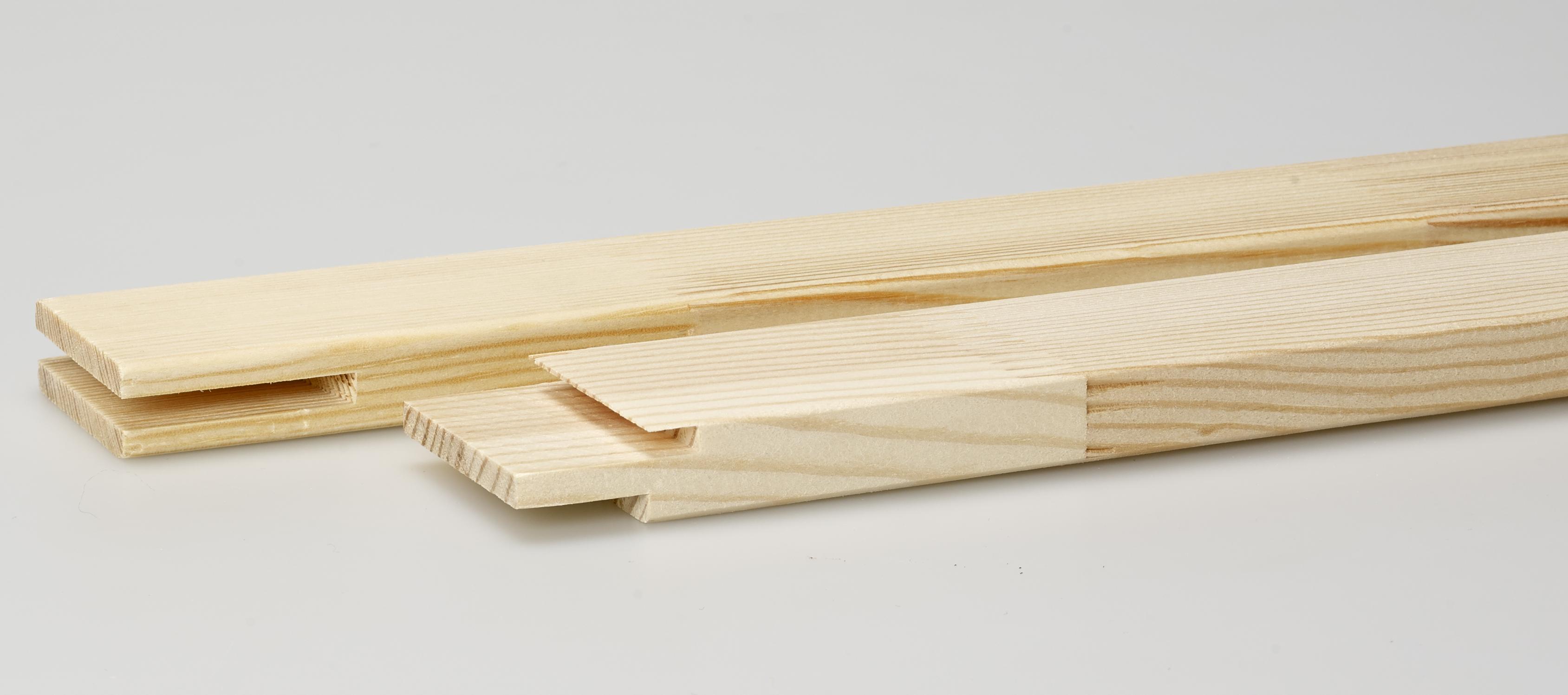 Billede af Stiver til blindramme almindelig 137 cm