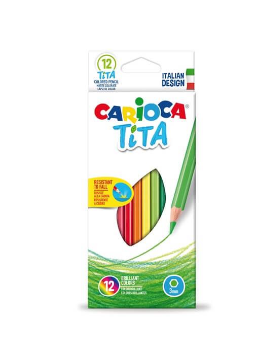 Carioca Tita (12 blyanter)