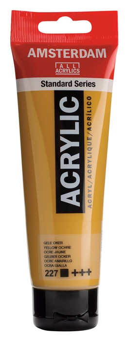 Ams std 227 Yellow ochre - 120 ml