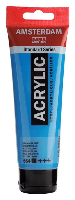 Ams std 564 Brilliant blue - 120 ml