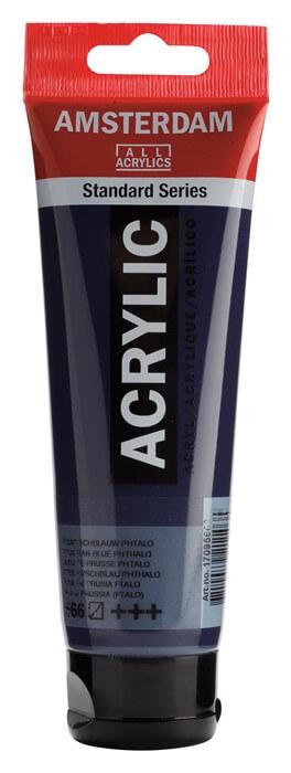 Ams std 566 Prussian blue (phthalo) - 120 ml