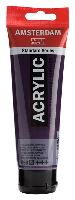 Ams std 568 Permanent blue violet - 120 ml