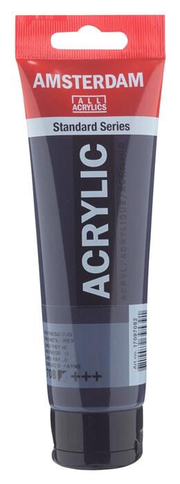 Ams std 708 Paynes grey - 120 ml