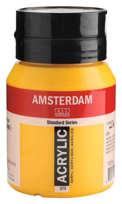 Ams std 270 Azo yellow Deep - 500 ml