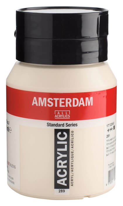 Ams std 289 Titanium buff Light- 500 ml