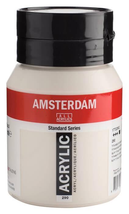 Ams std 290 Titanium buff Deep- 500 ml