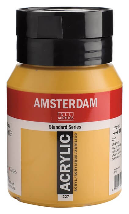 Ams std 227 Yellow ochre - 500 ml