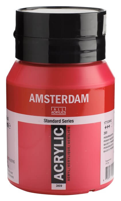 Ams std 369 Primary magenta - 500 ml