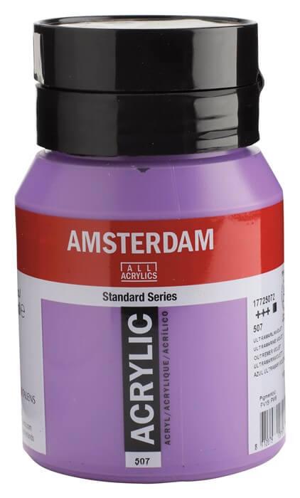 Ams std 507 Ultramarine violet - 500 ml