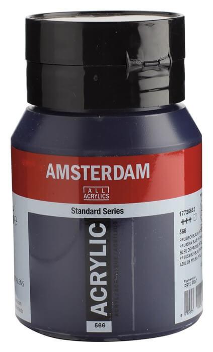 Ams std 566 Prussian blue (phthalo) - 500 ml