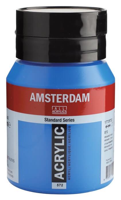Ams std 572 Primary cyan - 500 ml