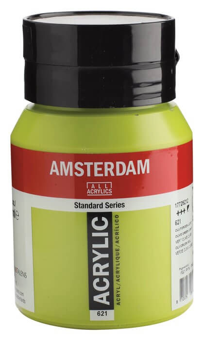 Ams std 621 Olive green Light - 500 ml