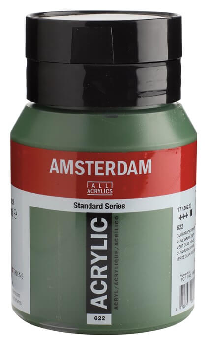 Ams std 622 Olive green Deep - 500 ml