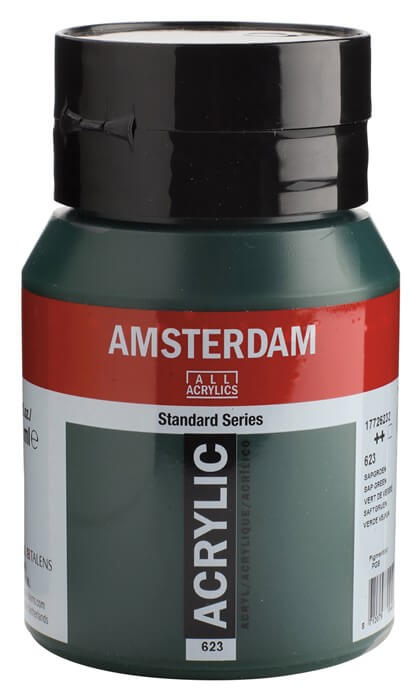 Ams std 623 Sap green - 500 ml