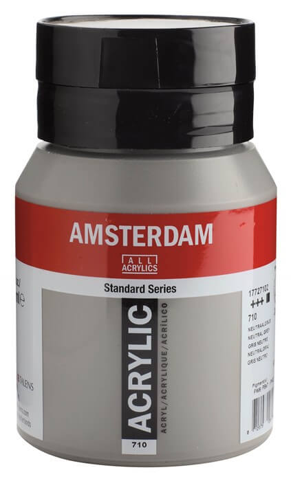 Ams std 710 Neutral grey - 500 ml