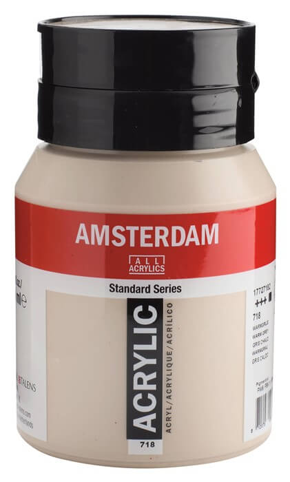 Ams std 718 Warn grey - 500 ml