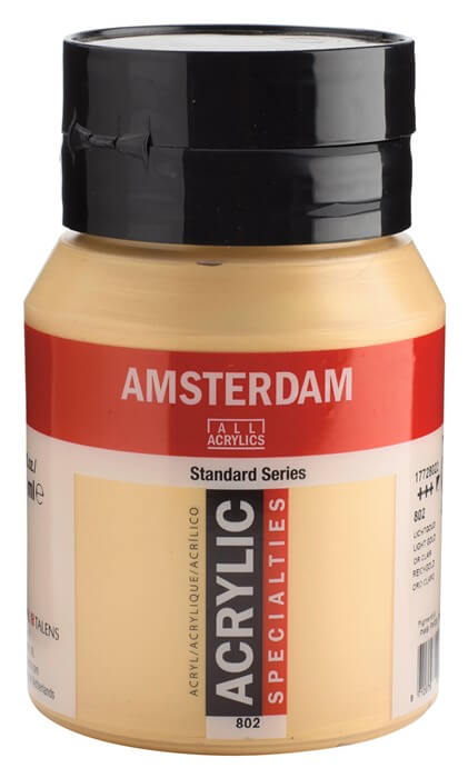 Ams std 802 Light gold - 500 ml