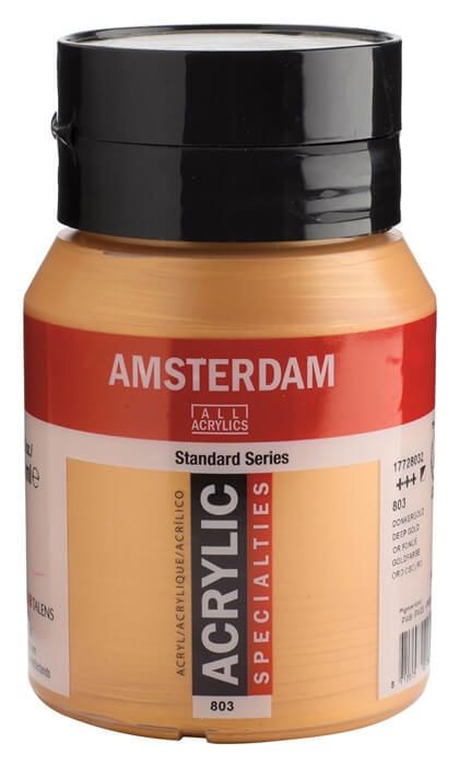 Ams std 803 Deep gold - 500 ml