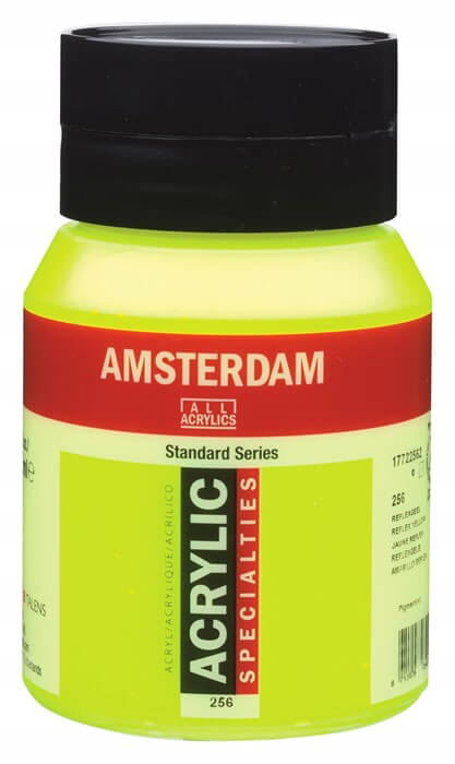 Ams std 256 Reflex yellow - 500 ml