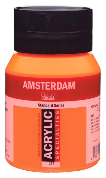 Ams std 257 Reflex orange - 500 ml