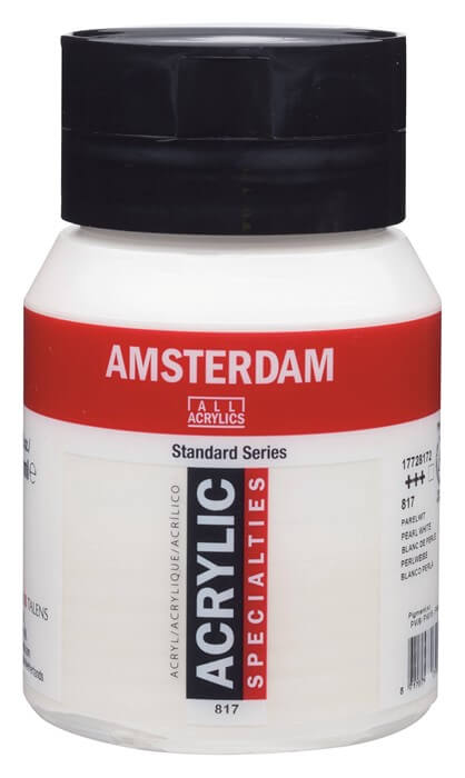 Ams std 817 Pearl white - 500 ml
