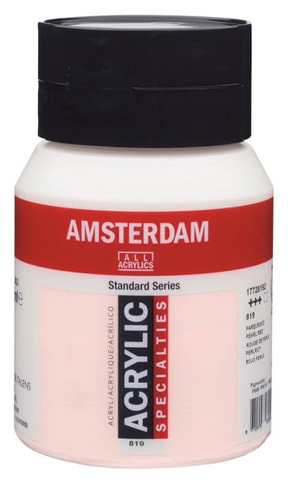 Ams std 819 Pearl red - 500 ml