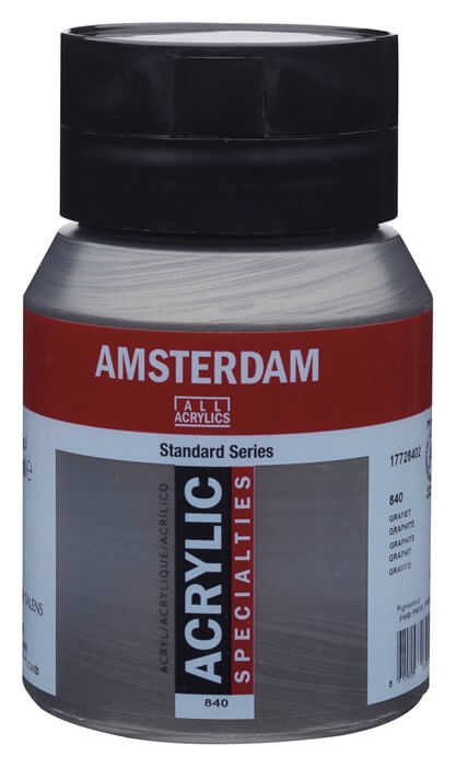 Ams std 840 Graphite - 500 ml