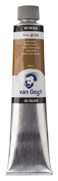 Billede af Van Gogh 234 Raw sienna - 200 ml