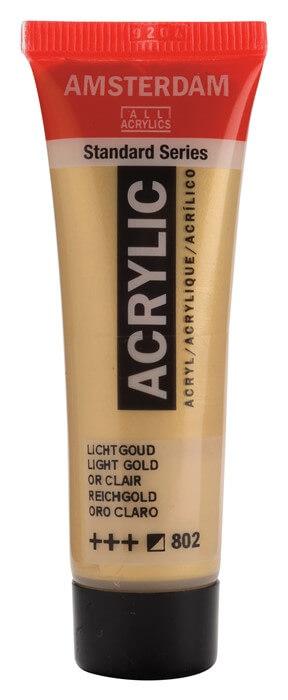 Ams std 802 Light gold - 20 ml