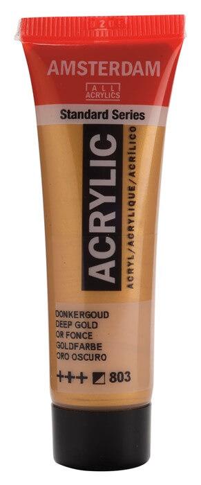 Ams std 803 Deep gold - 20 ml