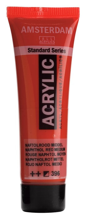 Ams std 396 Naphtol red Medium - 20 ml