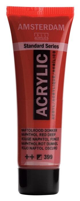 Ams std 399 Naphtol red Deep - 20 ml