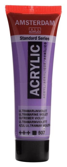 Ams std 507 Ultramarine violet - 20 ml