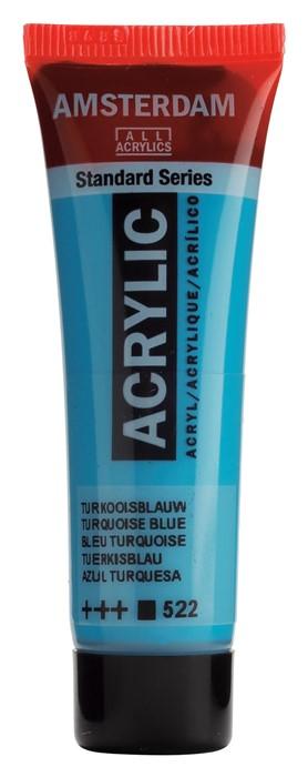 Ams std 522 Turquoise blue - 20 ml