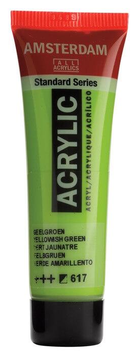 Ams std 617 Yellow green - 20 ml
