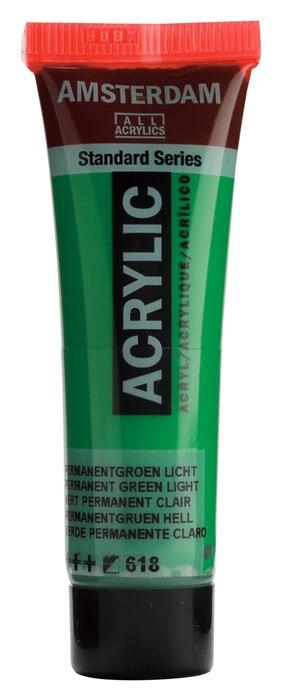 Ams std 618 Permanent green Light - 20 ml