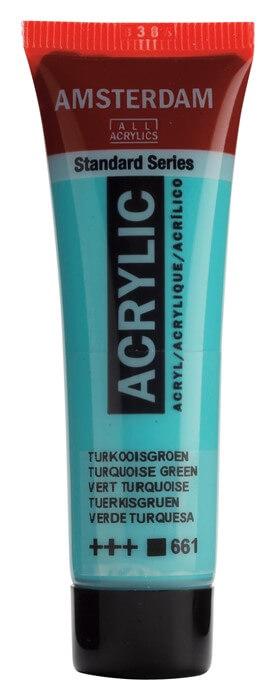 Ams std 661 Turquoise green - 20 ml