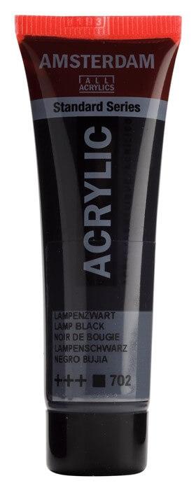 Ams std 702 Lamp black - 20 ml