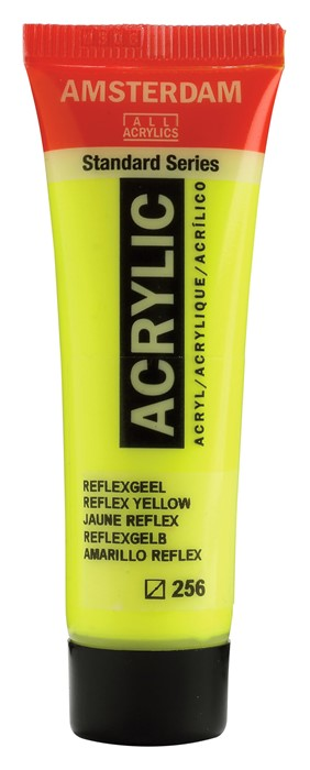 Ams std 256 Reflex yellow - 20 ml