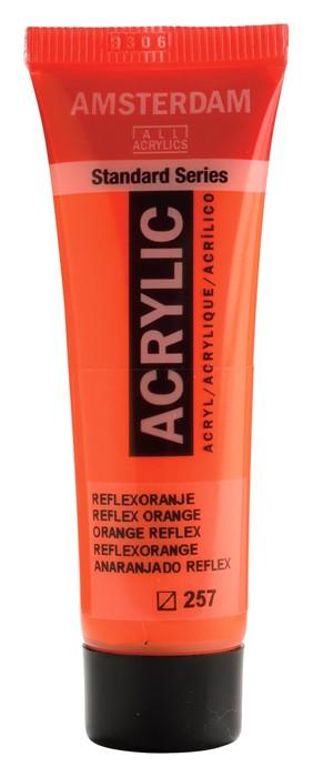 Ams std 257 Reflex orange - 20 ml