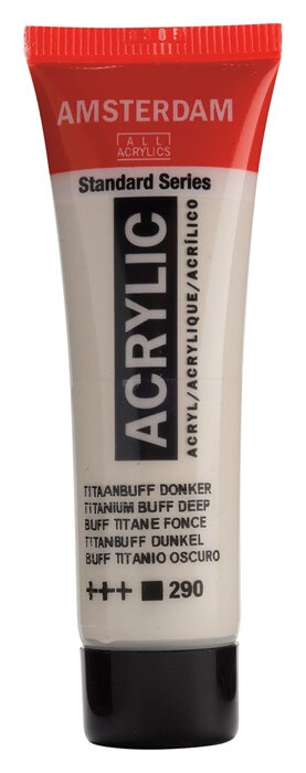 Ams std 290 Titanium buff Deep - 20 ml