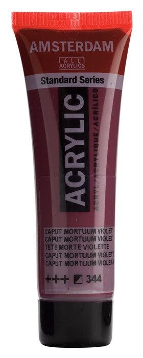 Ams std 344 Caput mortuum violet - 20 ml