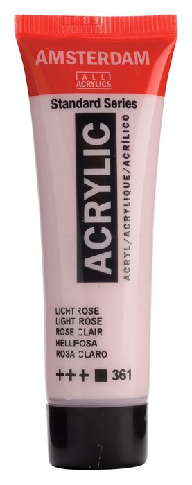 Ams std 361 Light rose - 20 ml