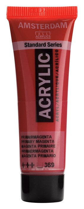Ams std 369 Primary magenta - 20 ml
