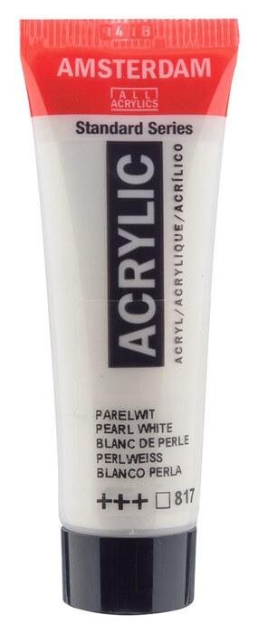 Ams std 817 Pearl white - 20 ml