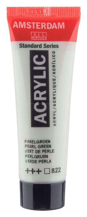 Ams std 822 Pearl green - 20 ml